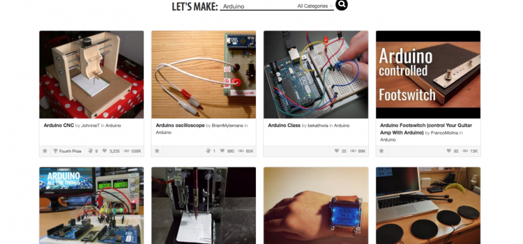 Instructables: the place you needed to learn everything you want